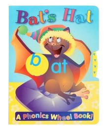 Bats Hat - A Phonics Wheel Book
