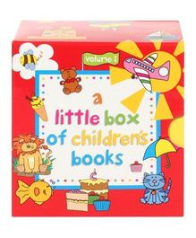 A Little Box Of Childrens Books - English