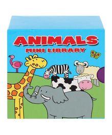 Animals Mini Library - English