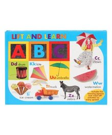 Lift N Learn ABC - English