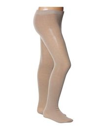Mustang Footed Tights Stockings - Light Beige