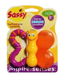 Sassy Butterfly Teether