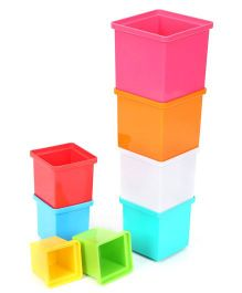 Giggles Stacking Cubes - 8 Cubes