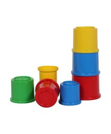 Funskool Giggles Stacking Drums (Color May Vary)
