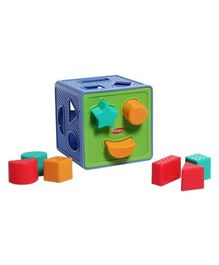 Playskool Funskool Form Fitter Shape Sorter - Multicolor