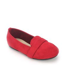 Bee Bee Classy Sandals - Red