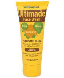 Bionova Ultimade Face Wash - 60 ml