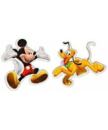 Decofun Disney Mickey Mouse Mini Foam Element