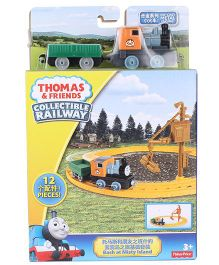 Thomas and Friends Quarry Car Collectible Railway - Multicolor