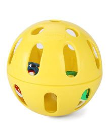 Fisher Price Woobly Fun Ball - Yellow