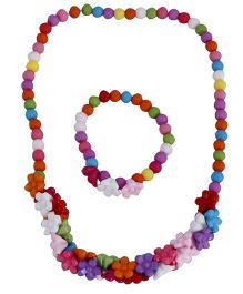 Pikaboo Blooming Buddies Jewellery Set - Multicolor