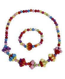 Pikaboo Spokey Jewellery Set - Multi Color