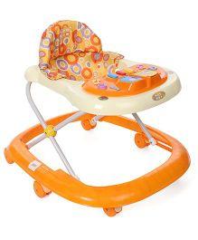 Mee Mee Musical Baby Walker MM W 3021 - Orange