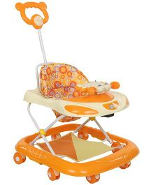 Mee Mee Baby Walker MM W 3022 - Orange