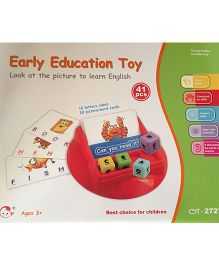 PlayWiz Early Education Toy - Multicolor
