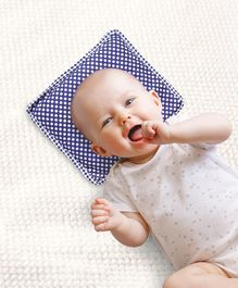 Babyhug Rai Pillow Blue - 500 gm Rai Seeds