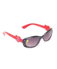 Tweety Kids Sunglasses - Black And Red