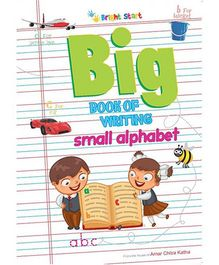 Big Book Of Writing Numbers 1 To 50 - English