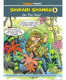 Shikari Shambu 6 On The Run - English