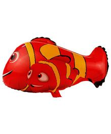 Partymanao Nemo Foil Balloon - Orange