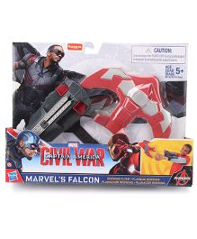 Marvel Funskool Captain America Mission Gear - Black