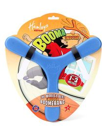 Hamleys Indoor Boomerang - Blue