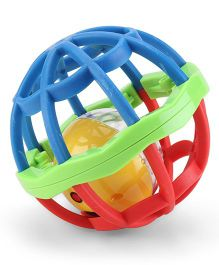 Mee Mee Colorful Mesh Ball MM 1123 - Red