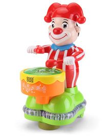Mee Mee Charming Musical Clown - Red