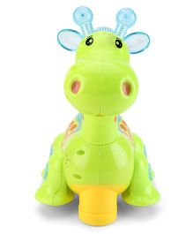 Mee Mee Roaming Projector Giraffe - Green