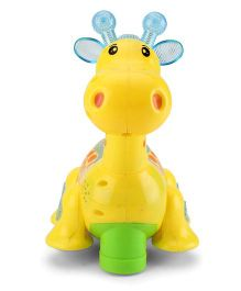 Mee Mee Roaming Projector Giraffe - Yellow