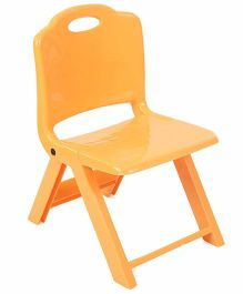 Folding Chair - Orange