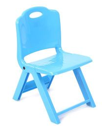 Folding Chair - Sky Blue