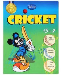 Disney Cricket 3 in 1