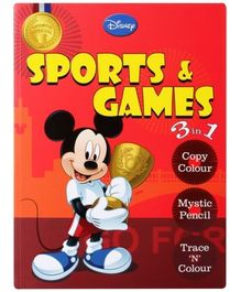 Disney Sports Special - Sports & Games 3 In 1