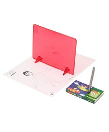 Motu Patlu DIY Mirror Drawing Set