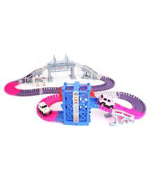 MaxTrax City Girls Track Set Multicolor - 240 Pieces