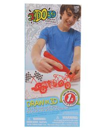 I Do 3D Single Pen Booster Machine Drawing Kit