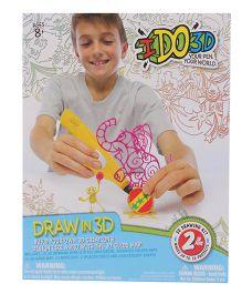 I Do 3D Drawing Kit