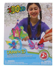 I Do 3D Drawing Kit