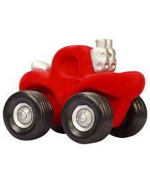 Rubbabu Nitro The Monster Car - Red