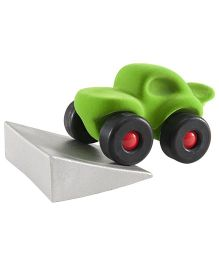 Rubbabu Monster Car - Green