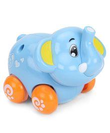 Sunny Friction Elephant Toy - Blue