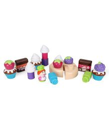 Chicco Building Blocks Cake Design - 30 Pieces