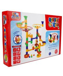 Flying Start Marble Run Multi Color - 53 Pieces