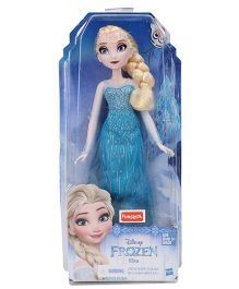 Disney Frozen Elsa Doll Blue - 29 cm