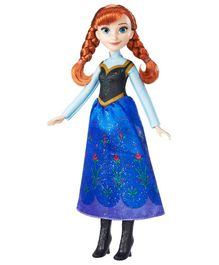Disney Frozen Anna Doll - Blue