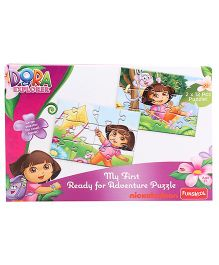 Funskool Dora My First Ready For Adventure Puzzle - 24 Pieces