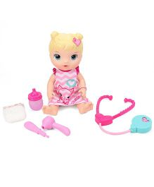 Funskool Baby Alive Better Now Bailey Doll Pink - 31 cm