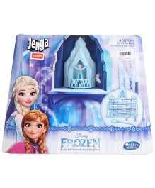 Funskool Baby Alive Frozen Jenga Block Game - Blue