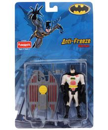 DC Comics Funskool Anti-Freeze Batman White - Height 5 Inches